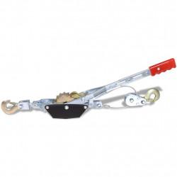 Изтеглящо устройство с въже, 1000 кг, с 2 зъбни колела - Механизми