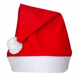 Шапка на Дядо Коледа, 24 броя - Сезонни и Празнични Декорации