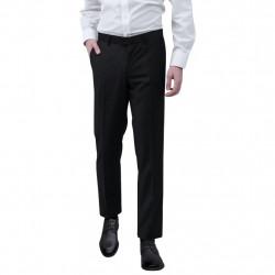 Sonata Мъжки панталон, черен, размер 54 - Работно Облекло