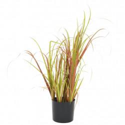Sonata Изкуствено растение декоративна трева, 55 см - Изкуствени цветя