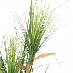 Sonata Изкуствено растение декоративна трева, 90 см - Изкуствени цветя
