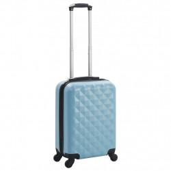Sonata Твърд куфар с колелца, син, ABS - Куфари и Чанти