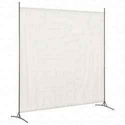 Sonata Параван за стая, 1 панел, бял, 175x180 см - Аксесоари за Всекидневна