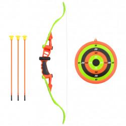 Sonata Детски комплект за стрелба с лък, 5 части, 68 см - Детски играчки