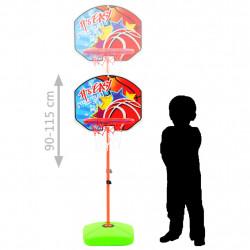 Sonata Детски комплект баскетболен кош и топка - Детски играчки