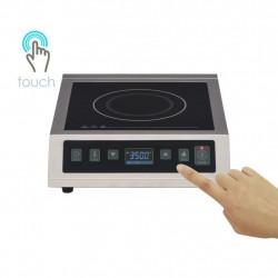 Sonata Електрически индукционен плот със сензорен дисплей, 3500 W - Котлони