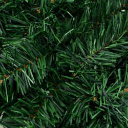 Sonata Коледни гирлянди, 4 бр, зелени, 270 см, PVC - Сезонни и Празнични Декорации