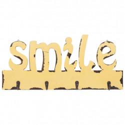 Sonata Стенна закачалка за палта SMILE, 50x23 см - Закачалки