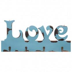 Sonata Стенна закачалка за палта LOVE, 50x23 см - Закачалки