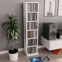 Sonata CD шкаф, бял, 21x16x88 см, ПДЧ - Сравняване на продукти