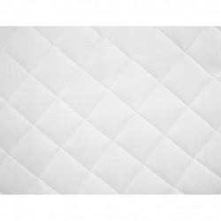 Sonata Ватиран протектор за матрак, бял, 70x140 см, лек - Спално бельо