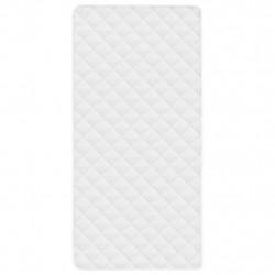 Sonata Ватиран протектор за матрак, бял, 70x140 см, тежък - Спално бельо