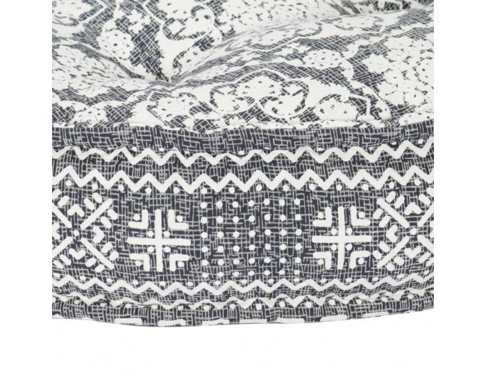 Sonata Диван, 100x20 см, текстил, светлосив