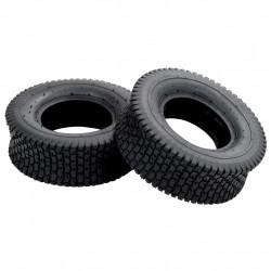 Sonata Външни гуми за ръчна количка 2 бр 13x5,00-6 4PR каучук - Индустриално оборудване