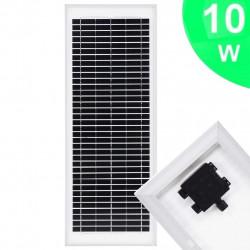 Sonata Соларен панел, 10 W, поликристален алуминий и защитно стъкло - Индустриално оборудване