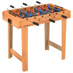 Sonata Мини футболна маса, 69x37x62 см, клен - Спортни Игри