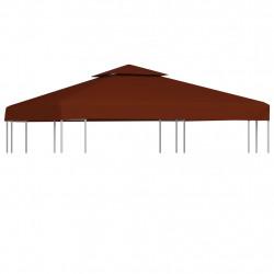 Sonata Двоен покрив за шатра, 310 г/м², 3x3 м, теракота - Шатри и Градински бараки