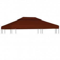 Sonata Двоен покрив за шатра, 310 г/м², 4x3 м, теракота - Шатри и Градински бараки