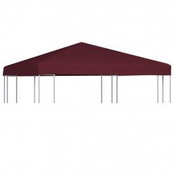 Sonata Покрив за шатра, 310 г/м², 3x3 м, бордо - Шатри и Градински бараки
