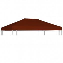 Sonata Покрив за шатра, 310 г/м², 3x4 м, керемиден цвят - Шатри и Градински бараки