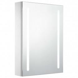 Sonata LED шкаф с огледало за баня, 50x13x70 см - Сравняване на продукти