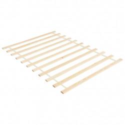 Sonata Сгъваема подматрачна рамка с 11 ламела, 140x200 см, бор масив - Подматрачни рамки