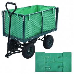 Sonata Покривало за градинска количка, зелено, текстил - Инструменти и Оборудване