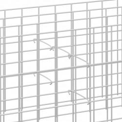 Sonata Куки за габиони, 50 бр, поцинкована стомана, 10 см - Огради