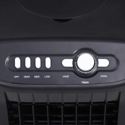 Sonata 3-в-1 Мобилен въздушен охладител/пречиствател/овлажнител, 65 W - Климатични електроуреди