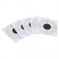 100 бр хартиени мишени за стрелба 15х15 см - Спортна стрелба
