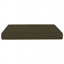 Sonata Палетна възглавница за под, 60x61,5x6 см, таупе, плат - Мека мебел