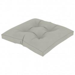 Sonata Палетна възглавница за под, 60x61x10 см, таупе - Мека мебел