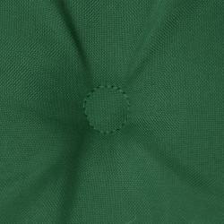 Sonata Шалте за шезлонг, зелено, 180x55x3 см - Шезлонги