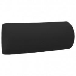Sonata Облегалка за глава за шезлонг, черна, 40x7,5x15 см, textilene - Шезлонги