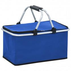 Sonata Сгъваема хладилна чанта, синя, 46x27x23 см, алуминий - Аксесоари за пътуване