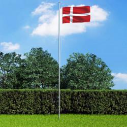 Sonata Флаг на Дания, 90x150 см - Сувенири, Подаръци, Свещи