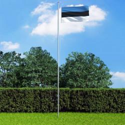 Sonata Флаг на Естония, 90x150 см - Сувенири, Подаръци, Свещи