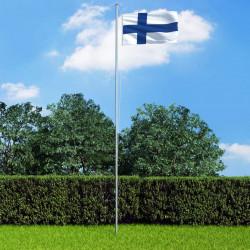 Sonata Флаг на Финландия, 90x150 см - Сувенири, Подаръци, Свещи