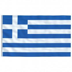 Sonata Флаг на Гърция, 90x150 см - Сувенири, Подаръци, Свещи