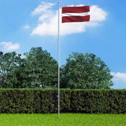Sonata Флаг на Латвия, 90x150 см - Сувенири, Подаръци, Свещи