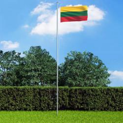 Sonata Флаг на Литва, 90x150 см - Сувенири, Подаръци, Свещи