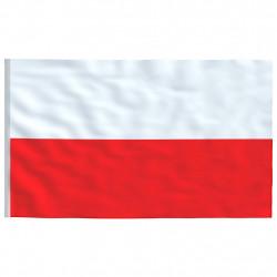 Sonata Флаг на Полша, 90x150 см - Сувенири, Подаръци, Свещи
