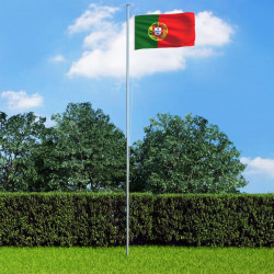 Sonata Флаг на Португалия, 90x150 см - Сувенири, Подаръци, Свещи