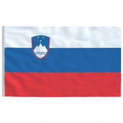 Sonata Флаг на Словения, 90x150 см - Сувенири, Подаръци, Свещи