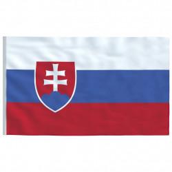 Sonata Флаг на Словакия, 90x150 см - Сувенири, Подаръци, Свещи