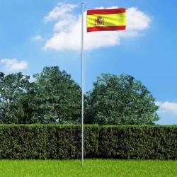 Sonata Флаг на Испания, 90x150 см - Сувенири, Подаръци, Свещи