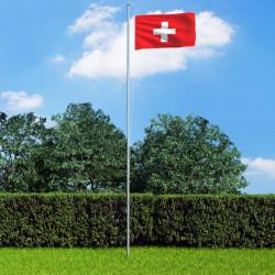Sonata Флаг на Швейцария, 90x150 см - Сувенири, Подаръци, Свещи