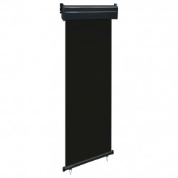 Sonata Вертикална тента за балкон, 60x250 см, черна - Сенници и Чадъри