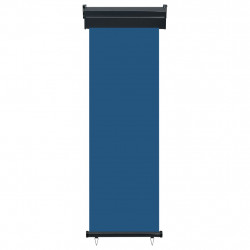 Sonata Вертикална тента за балкон, 60x250 см, синя - Сенници и Чадъри