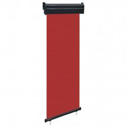 Sonata Вертикална тента за балкон, 60x250 см, червена - Сенници и Чадъри